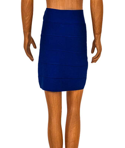 Blue Bandage Skirt