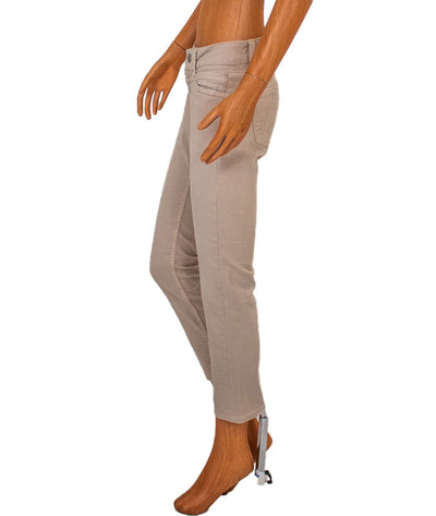 """Starlet"" Cropped Skinny Jeans"