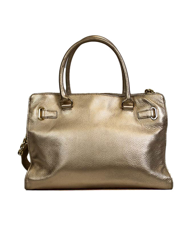Metallic Gold Purse