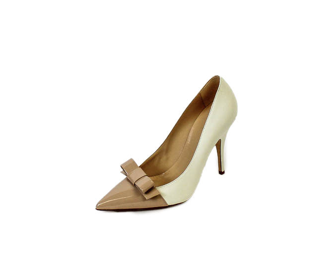 """Lilia"" Pointed Point Heel"