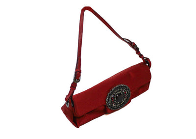 Jeweled Mini Shoulder Bag