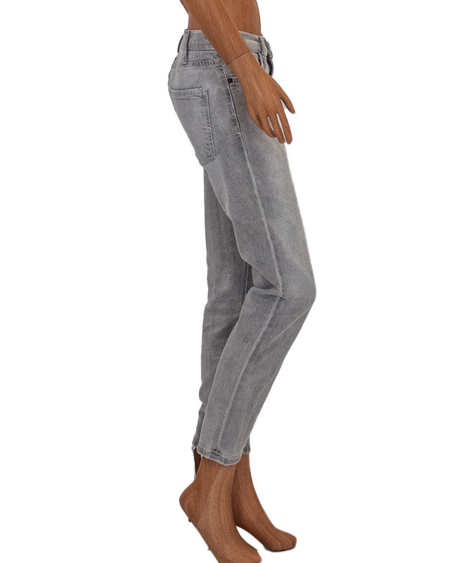 """Stiletto"" Cropped Skinny Jeans"