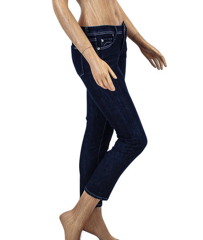 Mid-Rise Scoop Jean