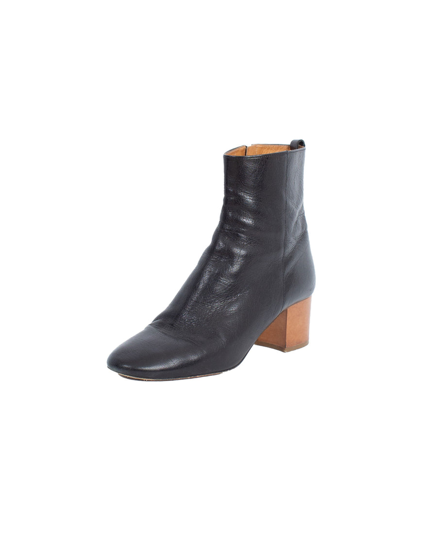 """Baby Jane"" Ankle Boot"