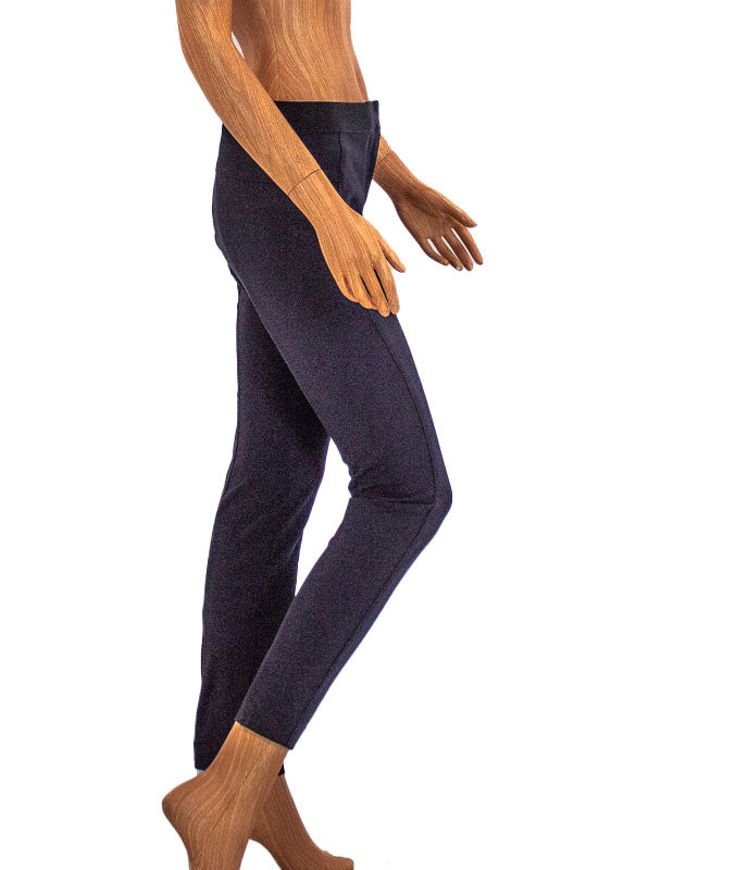"Navy ""Scuba"" Leggings"