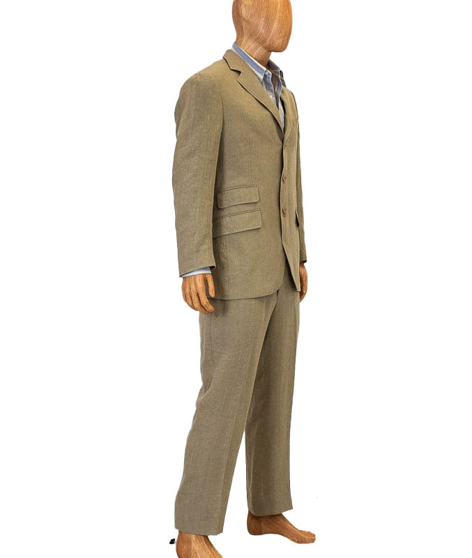 Linen Two-Piece Suit