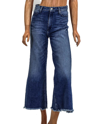 """Claudia Wide Leg Crop"" Jean"