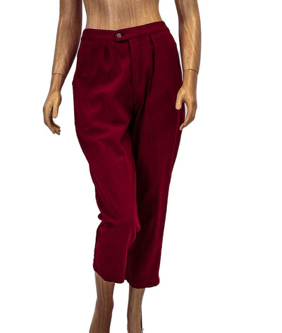 Linen Pants with Pockets