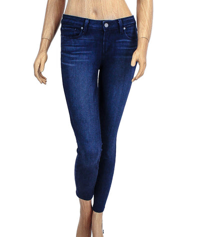 "Mid-Rise ""Verdugo Ankle"" Jean"