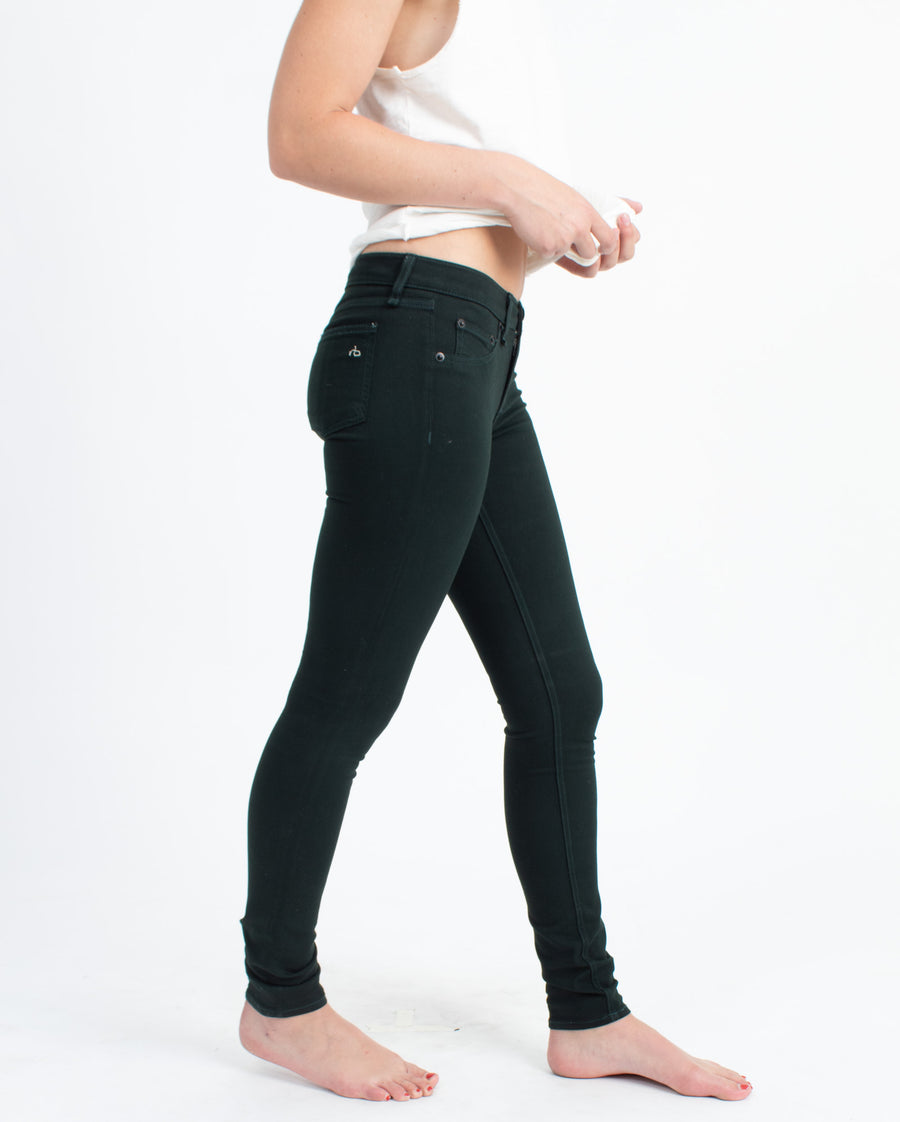 "Green ""Legging"" Pants"