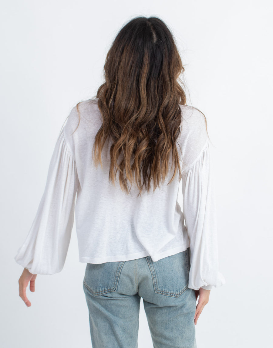 Casual Long Sleeve Tee