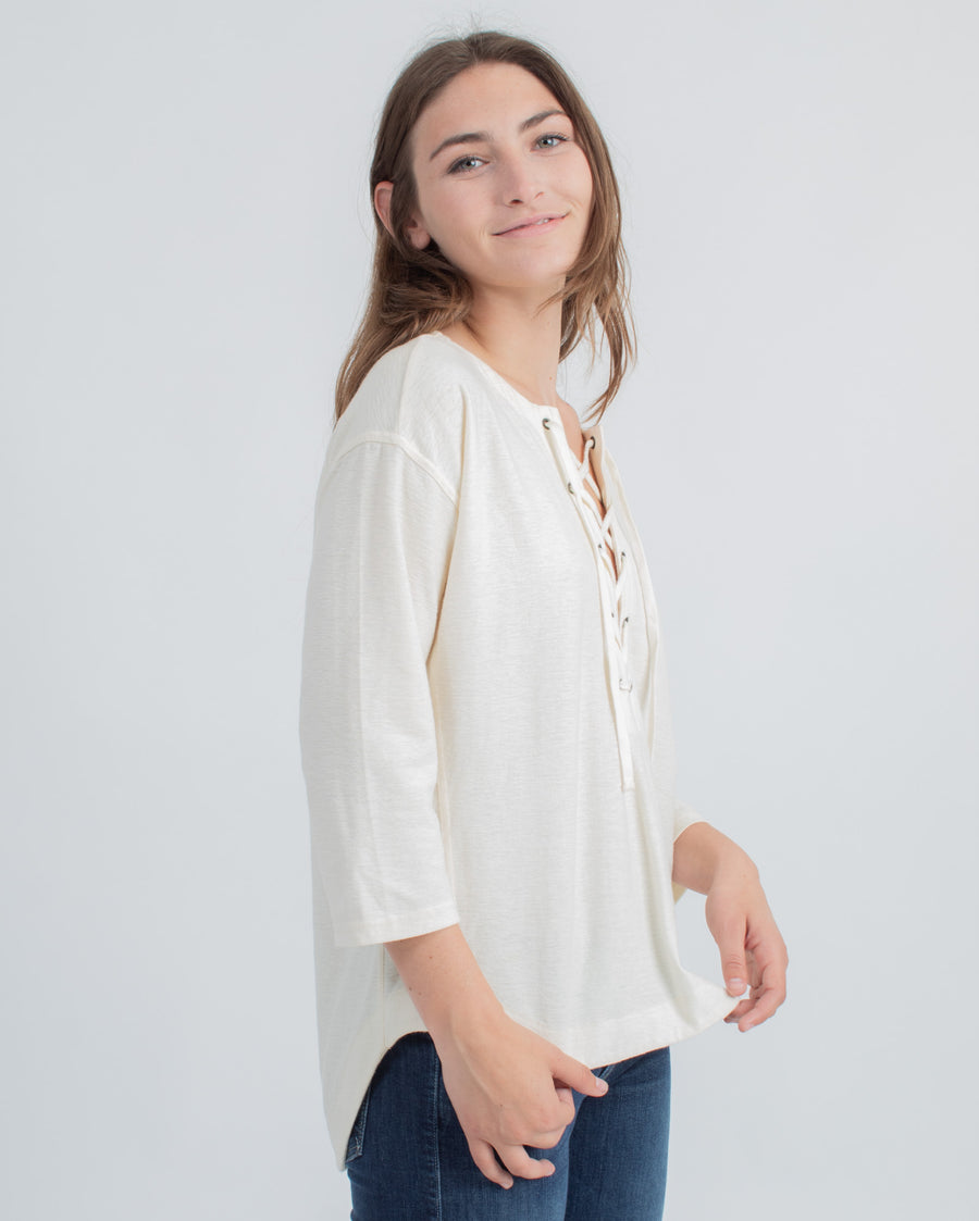 High-Low Blouse