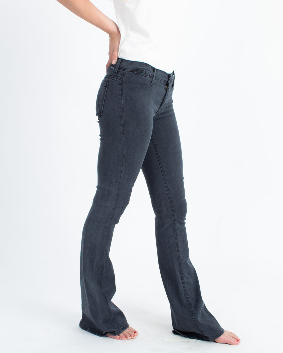 """The Curfew"" Bell Bottom Jeans"