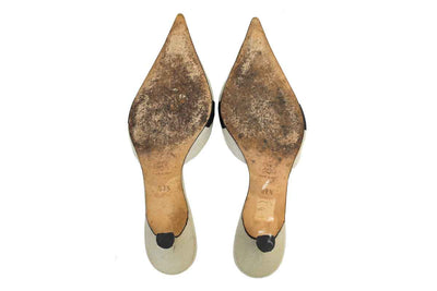Pointed-Toe Mules