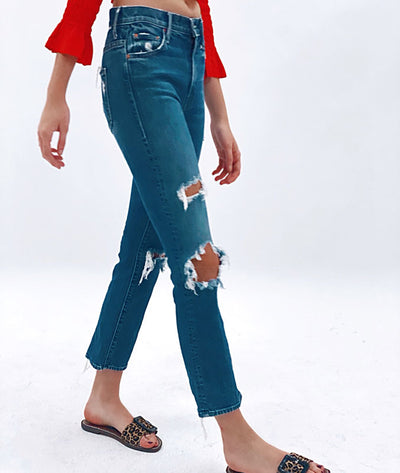 """The Insider Ankle"" Jeans"
