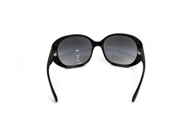 Oval Oversized Gradient Sunglasses