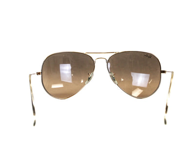 Aviator Large Tinted Sunglasses