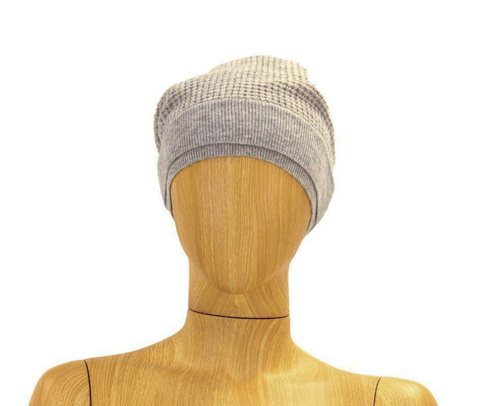 Women's Fitted Slouch Beanie