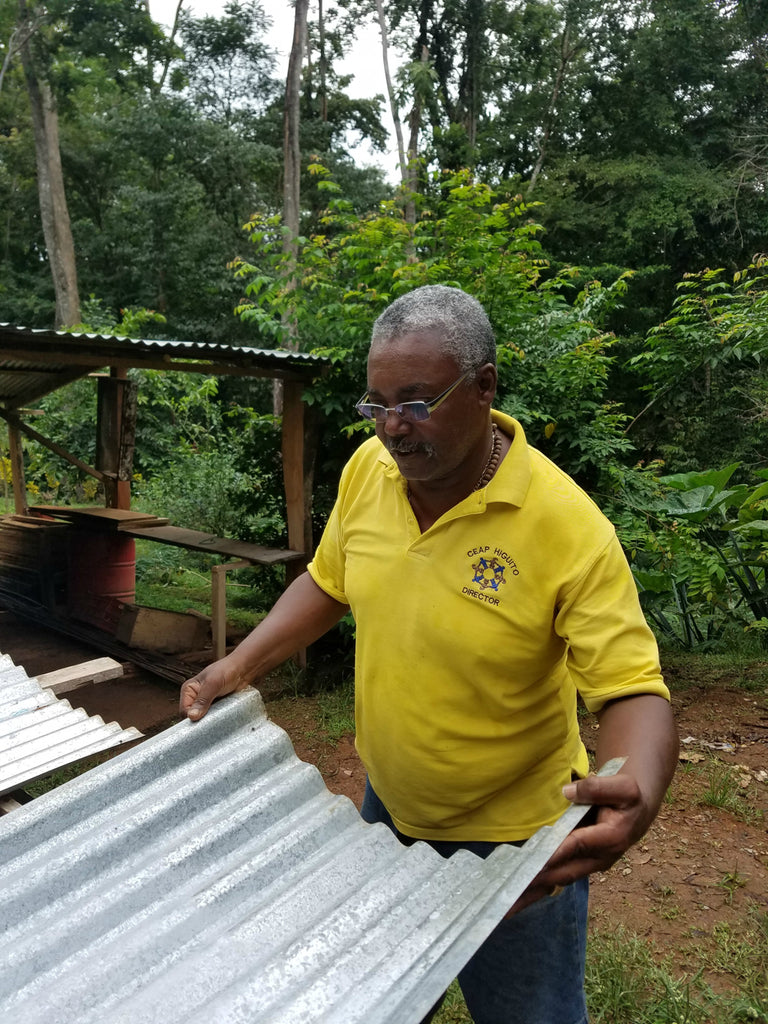 Honoring Our Ancestors: Edgar Campbell's Organic Cocao Farm
