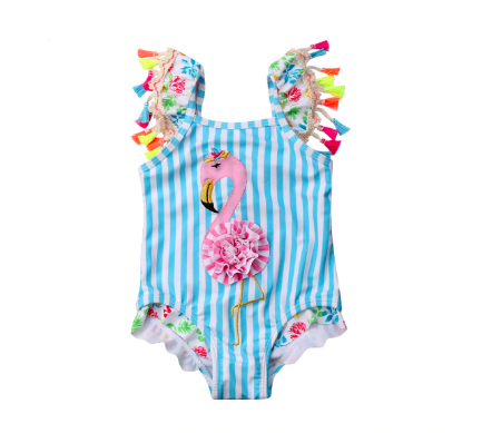PREORDER Little Miss Baby Girl Swimsuit