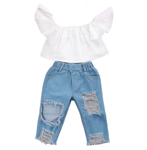 PREORDER Weekend Baby Girl Outfit