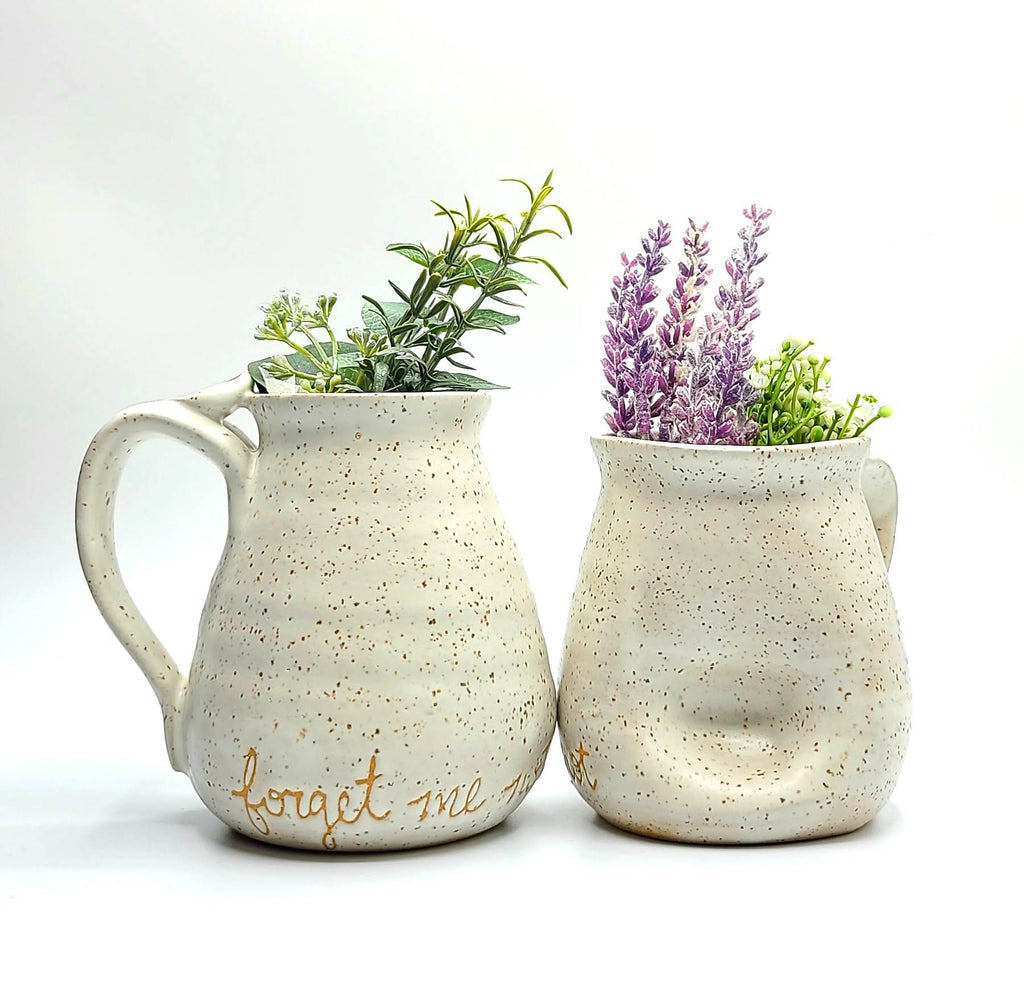 Forget-Me-Not Mugs