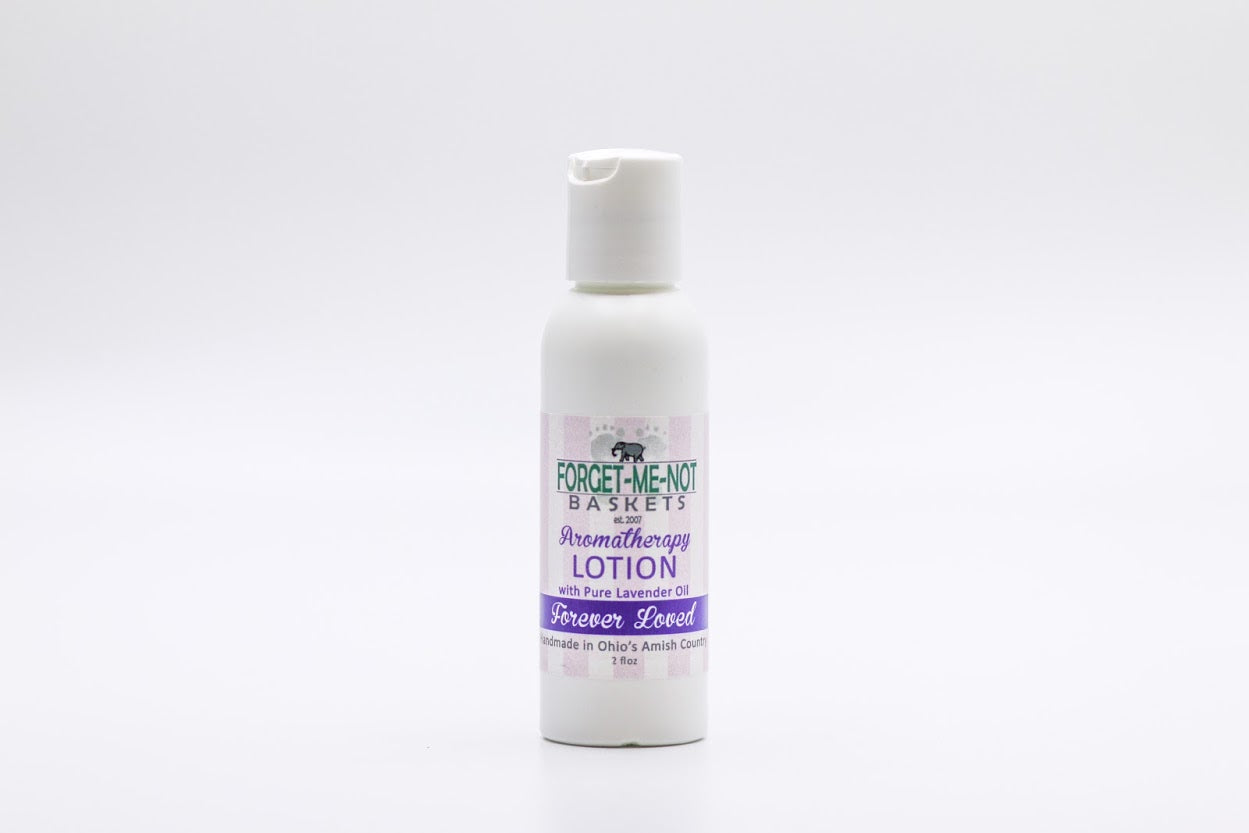 Forever Loved Lavender Lotion - 2oz
