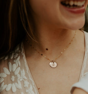 Precious Mother Dainty Choker