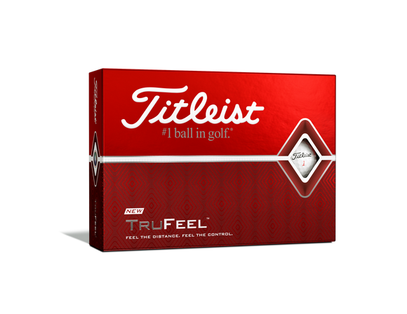 Titleist TRU Feel Dozen Golf Balls