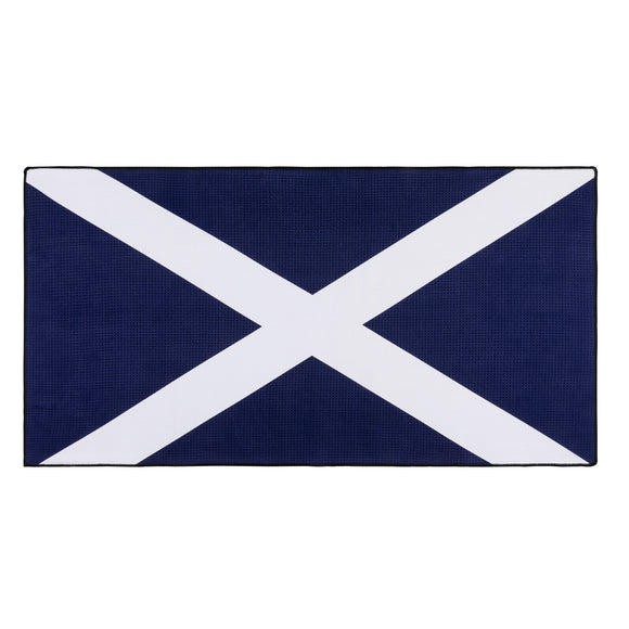 Titleist Players Microfiber Scotland Golf Towel - Limited Edition