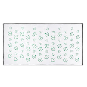 titleist golf towel st Patricks
