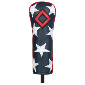 Titleist Leather Stars and Stripes Fairway Headcover