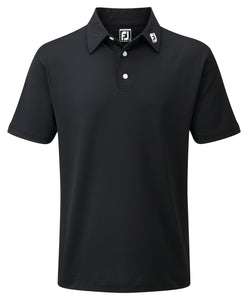 FootJoy Stretch Pique Solid Golf Shirt 91822