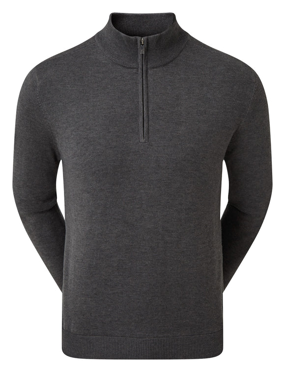 footjoy wool blend Lind pull over