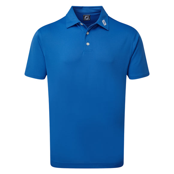Footjoy blue golf shirt