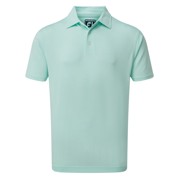 Taylormade Stretch Pique Solid Golf Shirt