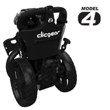Clicgear 4.0 Premium Push Golf Cart -