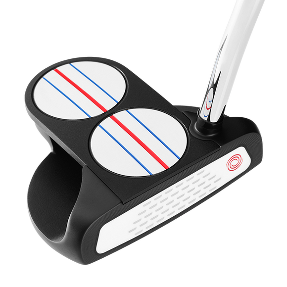 Odyssey Stroke Lab Triple Track 2 Ball Putter