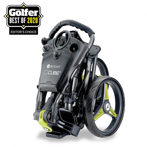 Motocaddy CUBE Push Trolleys