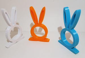 Easter Bunny | Napkin Ring | Napkin Holder | Cloth Napkins | Dinner Napkins | Easter Napkin Holder | Rabbit Napkin Holder | Low as 99 cents!