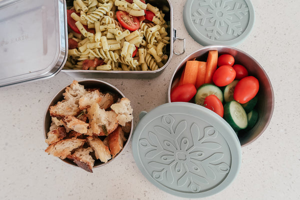 how to plan and prep a week of healthy lunch boxes