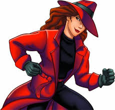 Where in the World Is Carmen Sandiego? On Netflix.