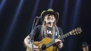 Willie Nelson will receive literary honor!