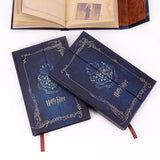Harry Potter Notebook Diary with 2018-2020 Calendar