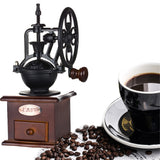 Hand-cranked Coffee Grinder