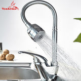Solid Brass Kitchen Mixer Faucet