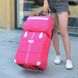 Trolley Bag wheels Suitcase