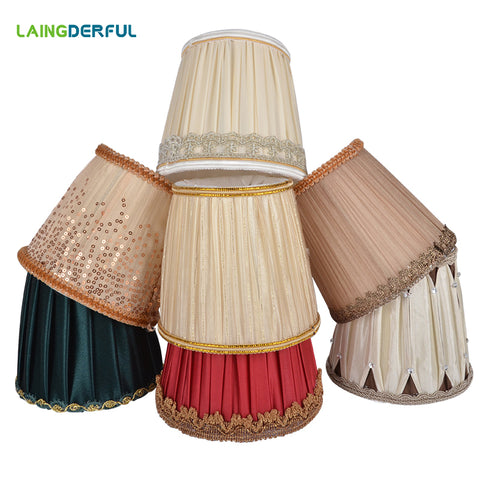 Fabric Shade Lamp Cover for Pendant Lights