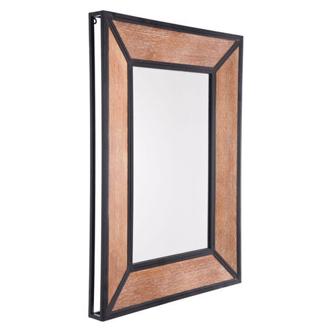 Zuo Balc Metal Mirror Antique