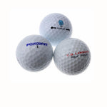 Custom Logo two layer Tournament Golf Ball